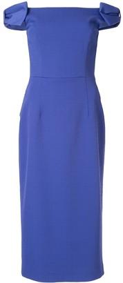 Rebecca Vallance Winslow midi dress