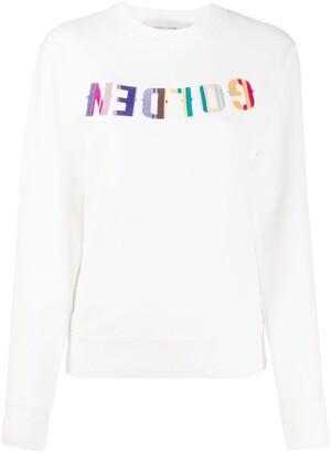 Golden Goose Catarina embroidered sweatshirt