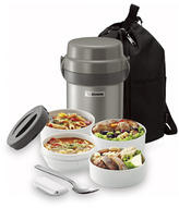 Bed Bath & Beyond Mr. Bento Stainless Steel Lunch Jar
