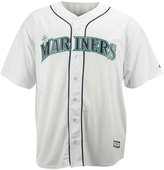 Majestic Big and Tall Seattle Mariners Replica Jersey