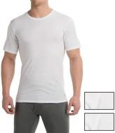 Original Penguin Cotton Slim Fit T-Shirt - 3-Pack, Short Sleeve (For Men)