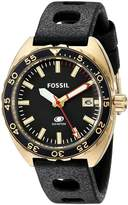 Fossil Men's FS5050 Breaker Analog Display Analog Quartz Watch