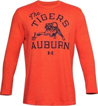 Under Armour Men's UA Tri-Blend Collegiate Long Sleeve