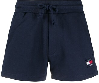 Tommy Jeans Drawstring Cotton Shorts