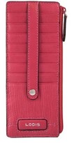 Lodis Women's Cordoba Credit Card Case With Zipper Pocket
