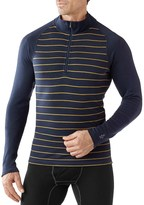 Smartwool NTS 250 Base Layer Top - Merino Wool, Zip Neck, Long Sleeve (For Men)