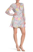 Lush Brittney Wrap Dress