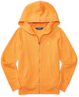 Ralph Lauren French Terry Full-Zip Hoodie