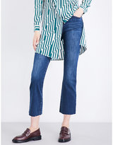 Current/Elliott The Kick high-rise jeans