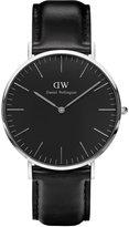 Daniel Wellington Men's Classic Sheffield DW00100133 Leather Quartz Watch