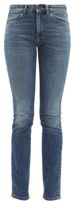 f2c9138a14 Mid Rise Skinny Jeans - Womens - Denim