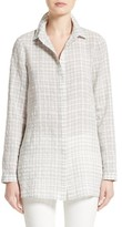 Lafayette 148 New York Women's Mireya Seersucker Tunic