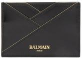 Balmain Leather Wallet