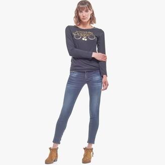Le Temps Des Cerises Slim Topaz Jeans