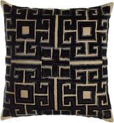 """Callisto Home 22""""Sq. Beaded Doron Pillow"""