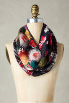 Anthropologie Mixed Print Cowl