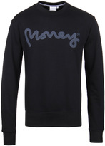 Money Black Signature Ape Crew Neck Sweatshirt