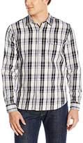 Lucky Brand Men's Sunset 1 Pocket Shirt
