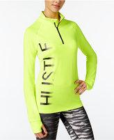 Material Girl Active Juniors' Half-Zip Jacket, Only at Macy's