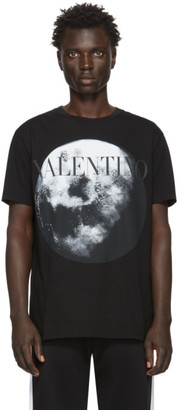 Valentino Black Moon Dust T-Shirt