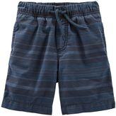 Osh Kosh Boys 4-7 Patterned Jogger Shorts
