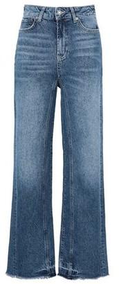 Free People Denim trousers