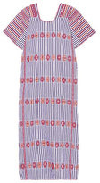 Pippa Holt Kaftan No. 21 embroidered cotton dress
