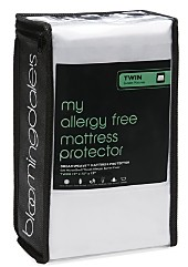 Bloomingdale's My Allergy Free Mattress Protector, Twin