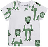 Mini Rodini Frog-Print Organic-Cotton T-Shirt