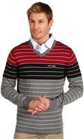 Travis Mathew Smosh Sweater (Grey) - Apparel