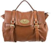 Mulberry Alexa Leather Satchel