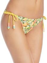 Stella McCartney Citrus Side Tie Bikini Bottom