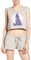 Women's Retrospective Co. Terry Short Pajamas
