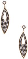 Ila Esperanza 18K Gold & 0.85 Total Ct. Diamond Drop Earrings