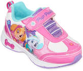 Nickelodeon Paw Patrol Girls Light-Up Sneakers - Toddler