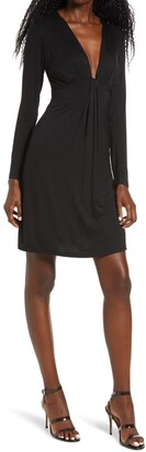 Fraiche by J Long Sleeve Sheath Dress