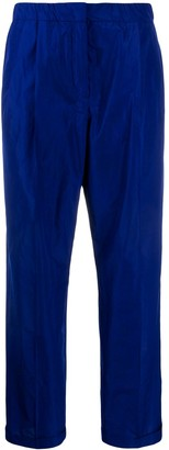 Odeeh Cropped Tailored Trousers