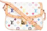 Louis Vuitton Multicolore Sologne Crossbody Bag