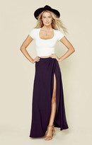 Lovers + Friends Lovers+friends xoxo maxi skirt