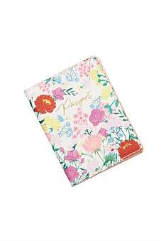Anthropologie Jackie Diedem Passport Holder