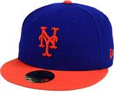 New Era New York Mets Twist Up 59FIFTY Cap