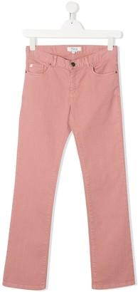 Bonpoint TEEN straight-leg jeans