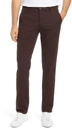 AG Jeans Marshall Slim Fit Straight Leg Chinos