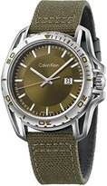 Calvin Klein Earth Men's Quartz Watch K5Y31XWL