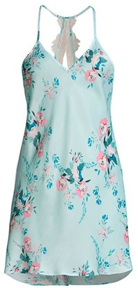In Bloom Lovin You Floral Chemise