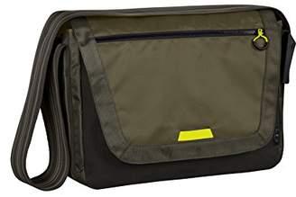 Lassig Casual Sporty Messenger Bag (Olive)