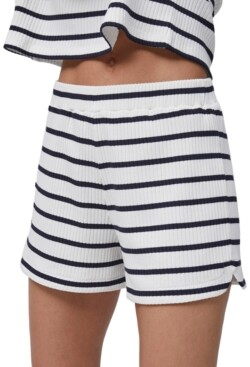 French Connection Tommy Striped Shorts
