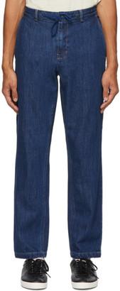 Saturdays NYC Indigo Shaw Jeans