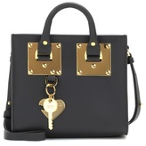 Sophie Hulme Box Albion Leather Shoulder Bag
