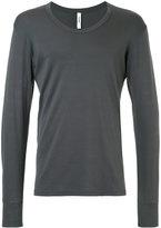 Attachment longsleeved T-shirt